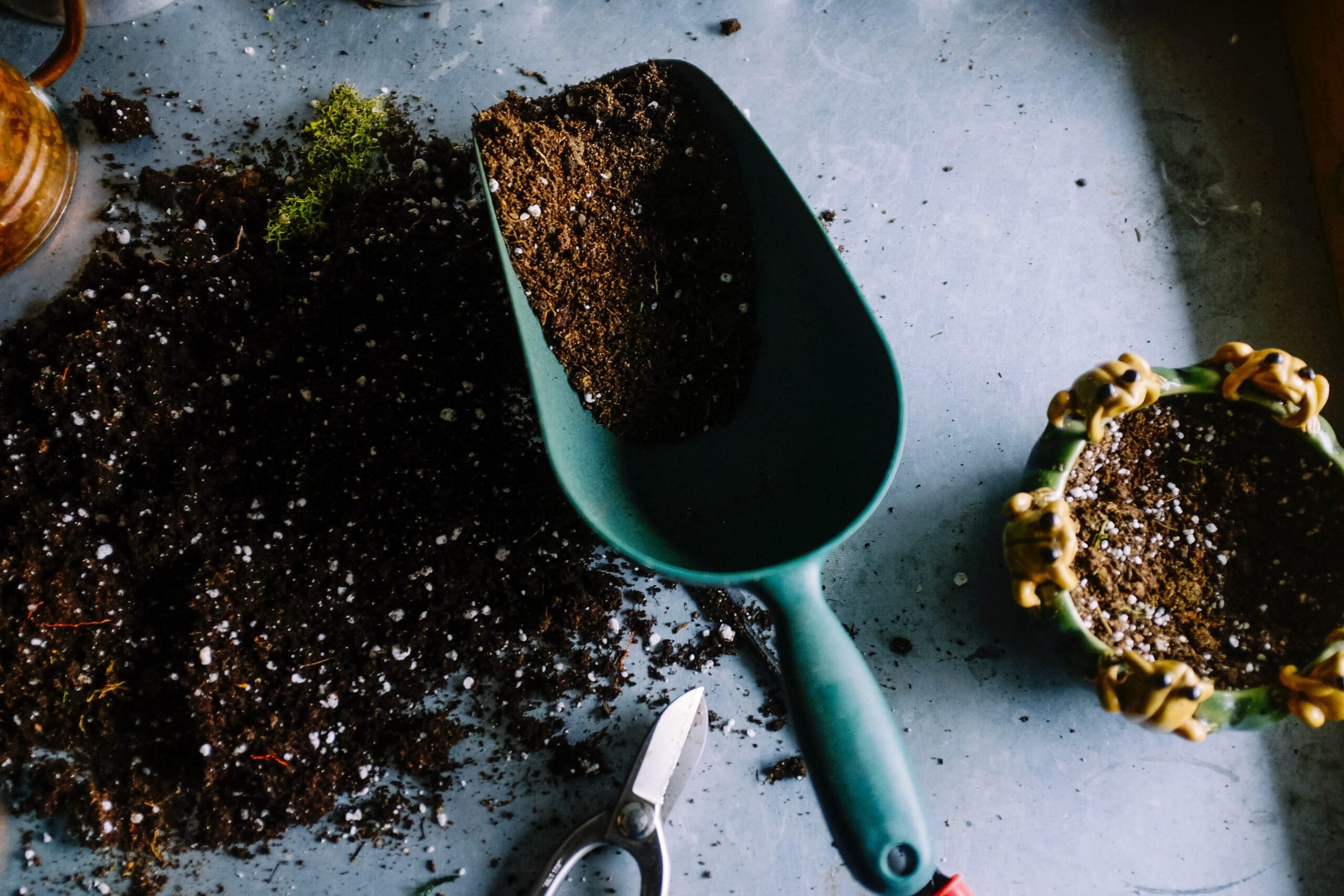 garden soil tip